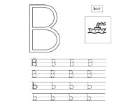 Free ABC Worksheets for Pre K | Activity Shelter