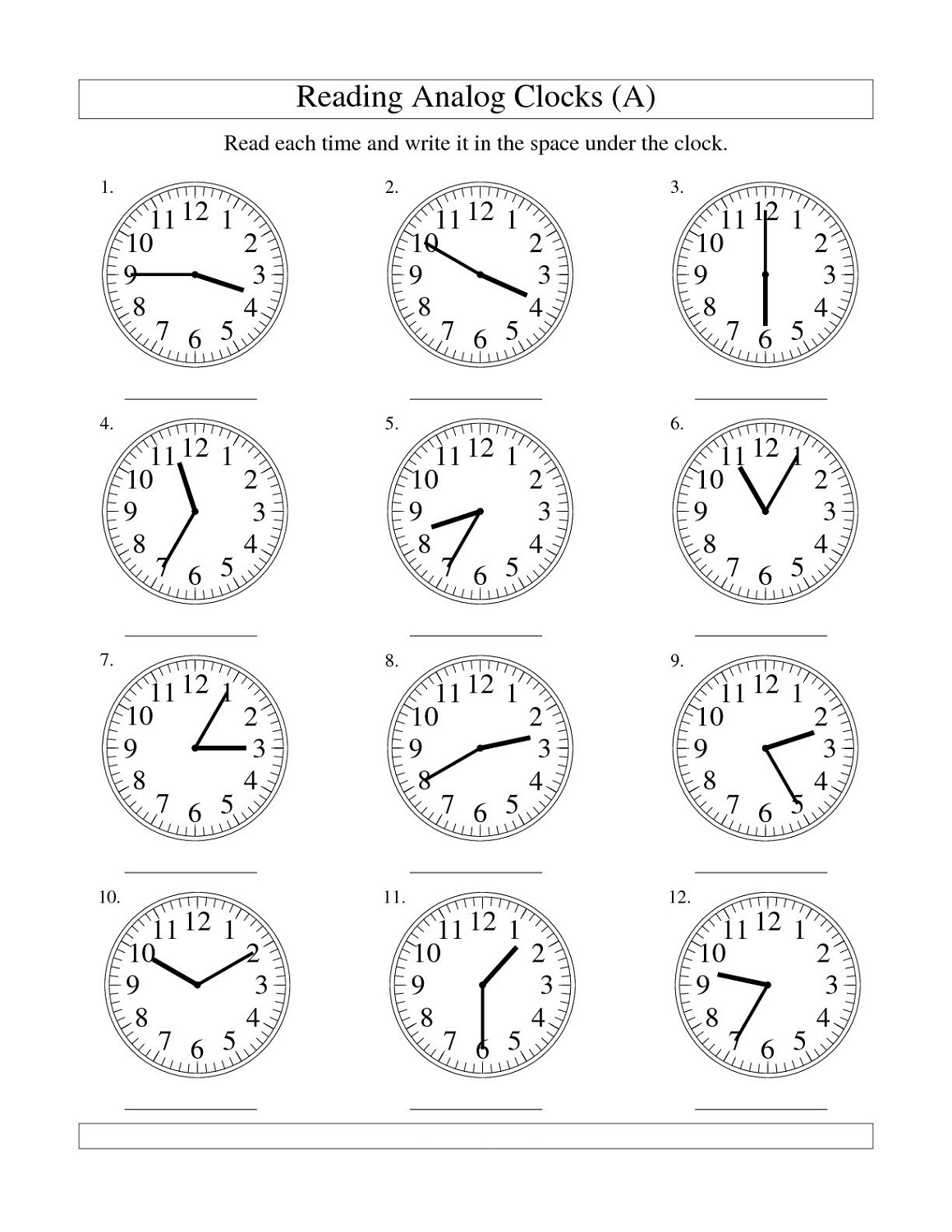 hight resolution of Free Elapsed Time Worksheets   Activity Shelter