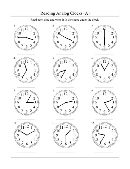small resolution of Free Elapsed Time Worksheets   Activity Shelter