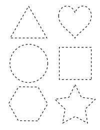 Free Shapes Worksheets Free Worksheets Library   Download ...