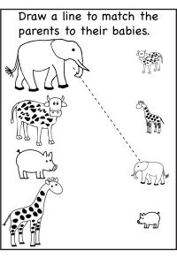 Printable Fun Kids' Worksheets   Activity Shelter