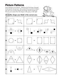 Math Analogies Worksheets | Activity Shelter