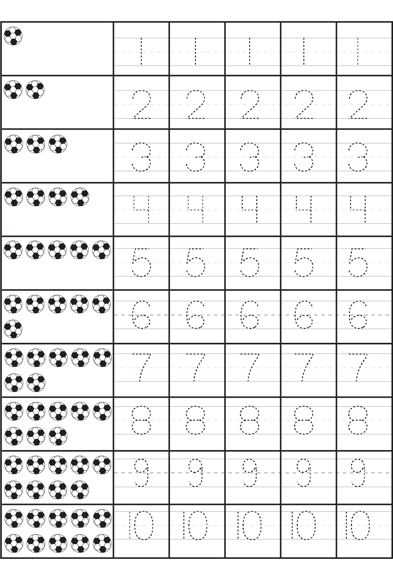 Printables Number Practice Sheets Messygracebook Thousands Of Printable Activities