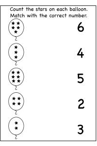 Pre K Worksheets Number Tracing - pre k worksheets number ...