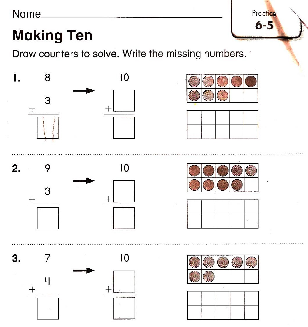 4 Year Old Learning Worksheets