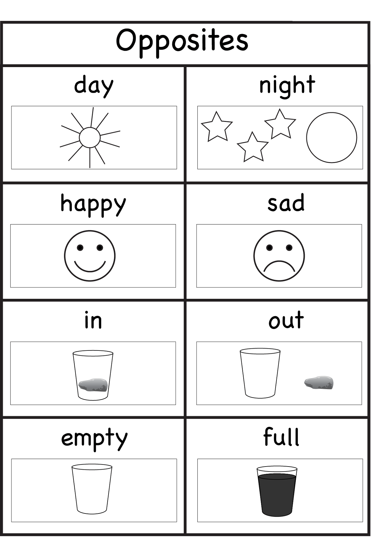4 Year Old Worksheets Printables Free 4 Best Free