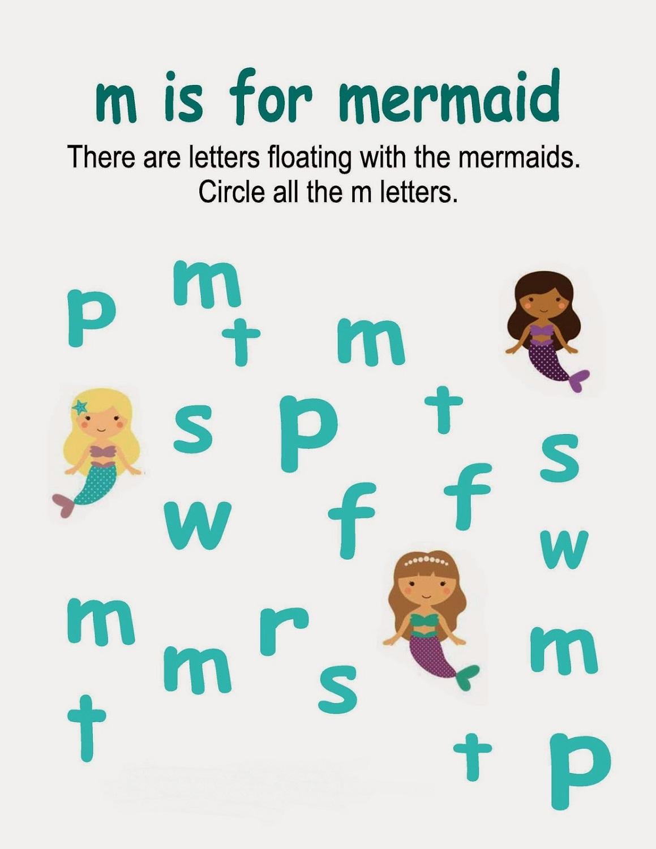 Little Mermaid Activities