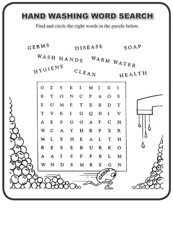 Eady Brain Games Worksheet