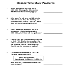 Printable Elapsed Time Worksheets Free   Activity Shelter [ 1500 x 1159 Pixel ]