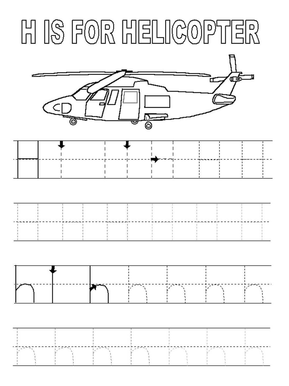 Free Traceable Alphabet Worksheets