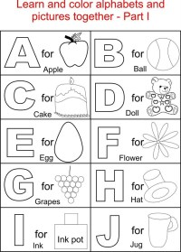 Free Alphabet Worksheets 2017
