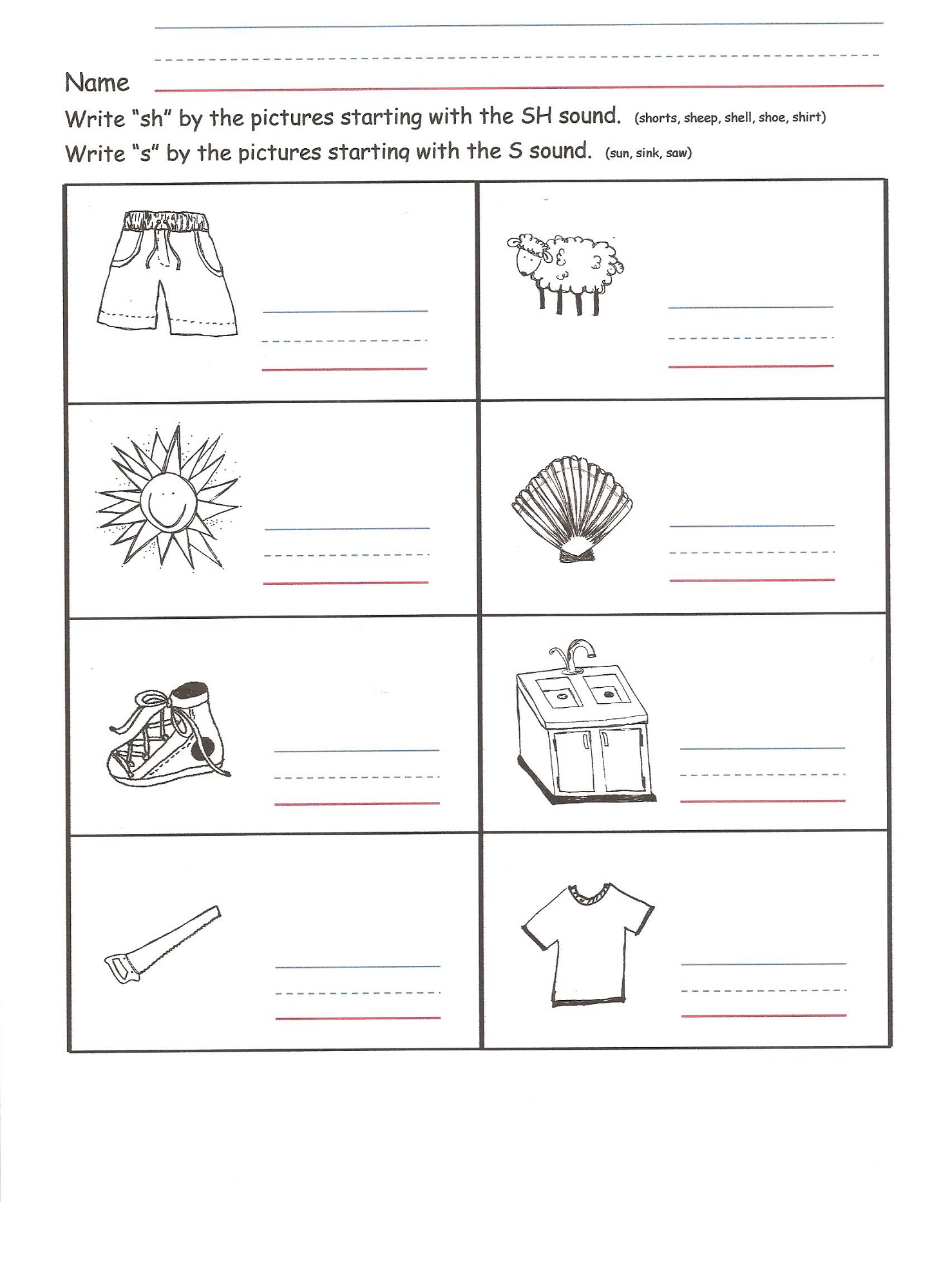 Worksheets That Work