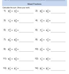 Grade 5 Math Worksheets   Activity Shelter [ 2500 x 1953 Pixel ]