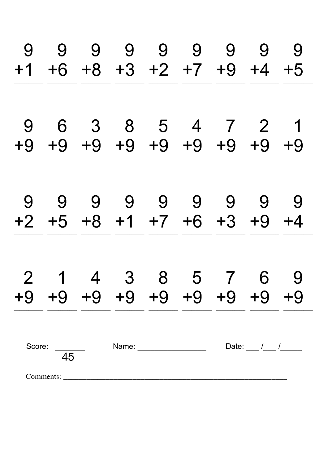 38 Worksheets Multiplication Grade 2