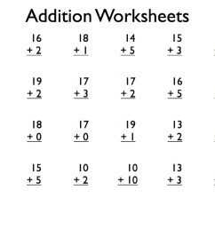 Printable Grade 1 Math Worksheets   Activity Shelter [ 900 x 1200 Pixel ]