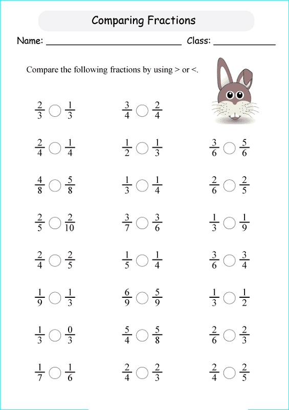 Math Worksheets Printable From The Salamanders. Math. Best