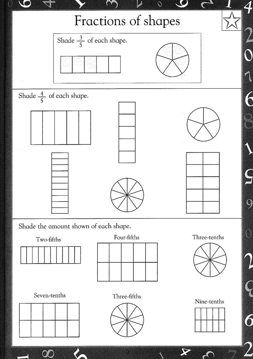 Free Printable Math Worksheets Ks2
