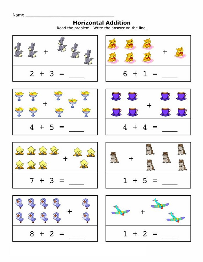 more less worksheets