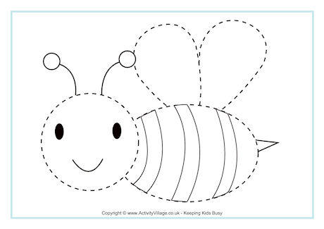 Bee Tracing Page