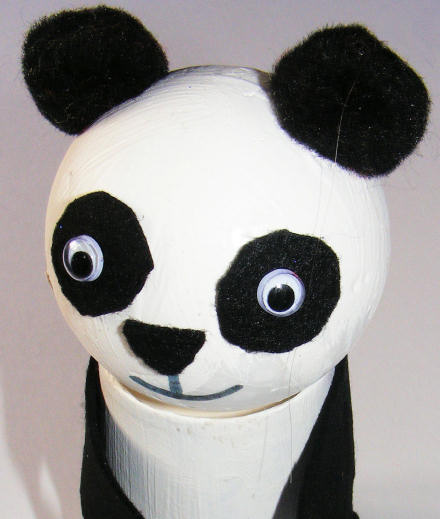 Cup and Ball Panda