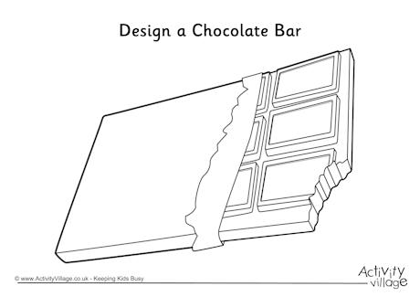 Design a Chocolate Bar 1
