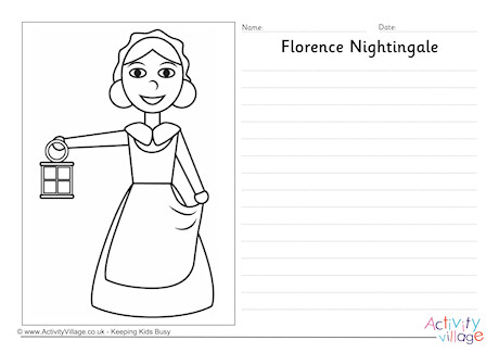 Florence Nightingale Story Paper