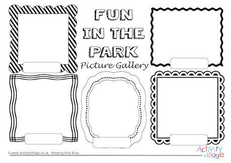 Fun In The Park Picture Gallery