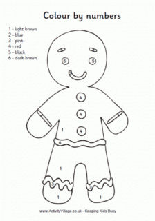 Gingerbread Printables