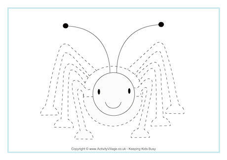 Grasshopper Tracing Page