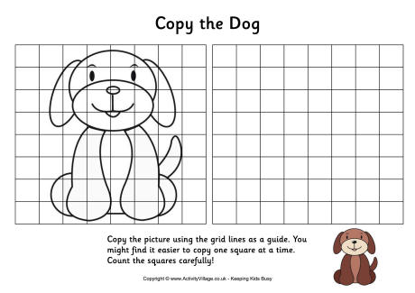 Dog Grid Copy