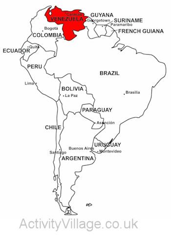 Learn about Venezuela