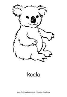 Koala Crafts