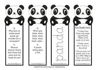 Panda Crafts