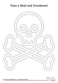Pirate Acrostic Poem Printables