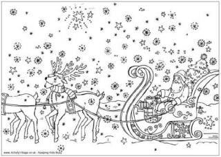 Reindeer Puzzles