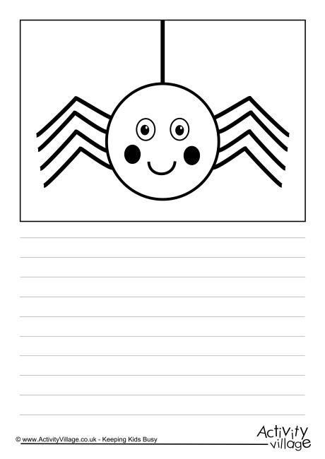 Spider Story Paper 2