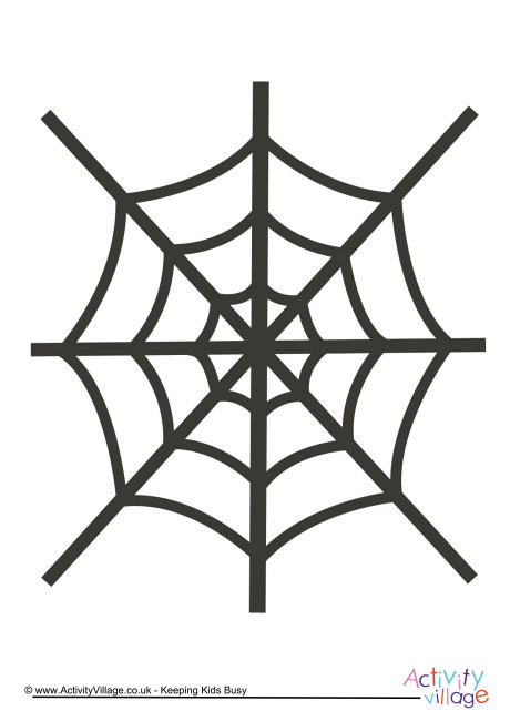 Spiders Web Poster 2