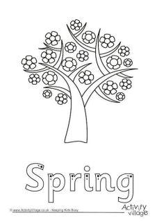 Spring Acrostic Poem Printables