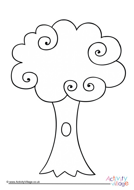 Tree Colouring Page 2