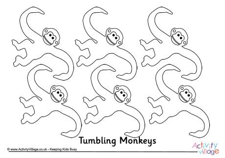 Tumbling Monkeys