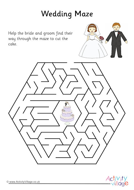 Wedding Maze 3