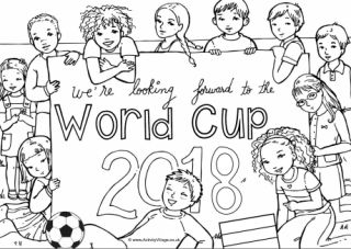 World Cup Printables