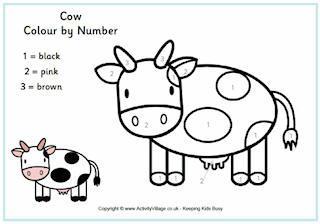 animal colour by numbers av2