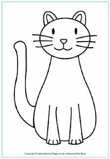 animal colouring pages av2