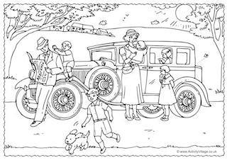 history coloring pages # 6