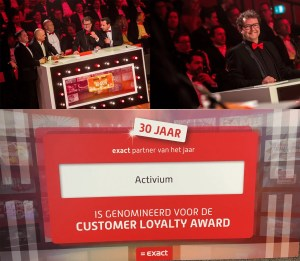 Nominatie Customer Loyalty Award 2017