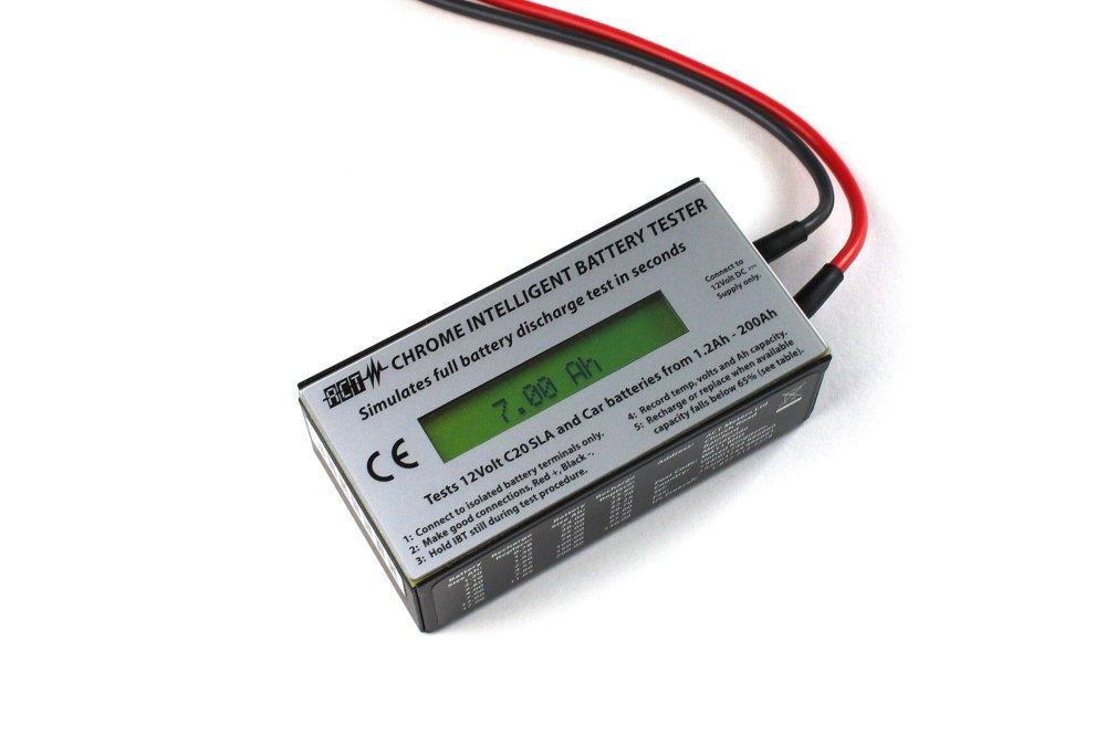 medium resolution of 12v sla battery tester