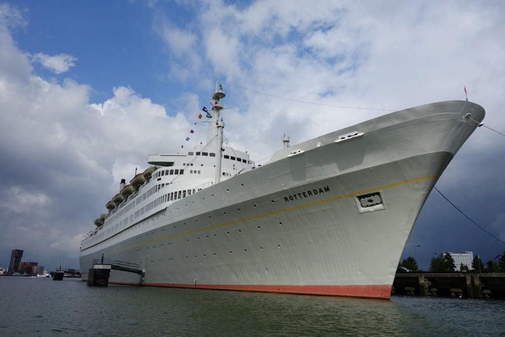 ss Rotterdam ship