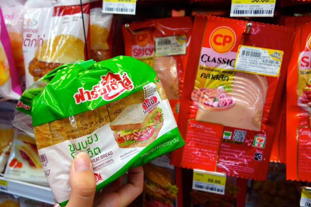 Bread 7-Eleven