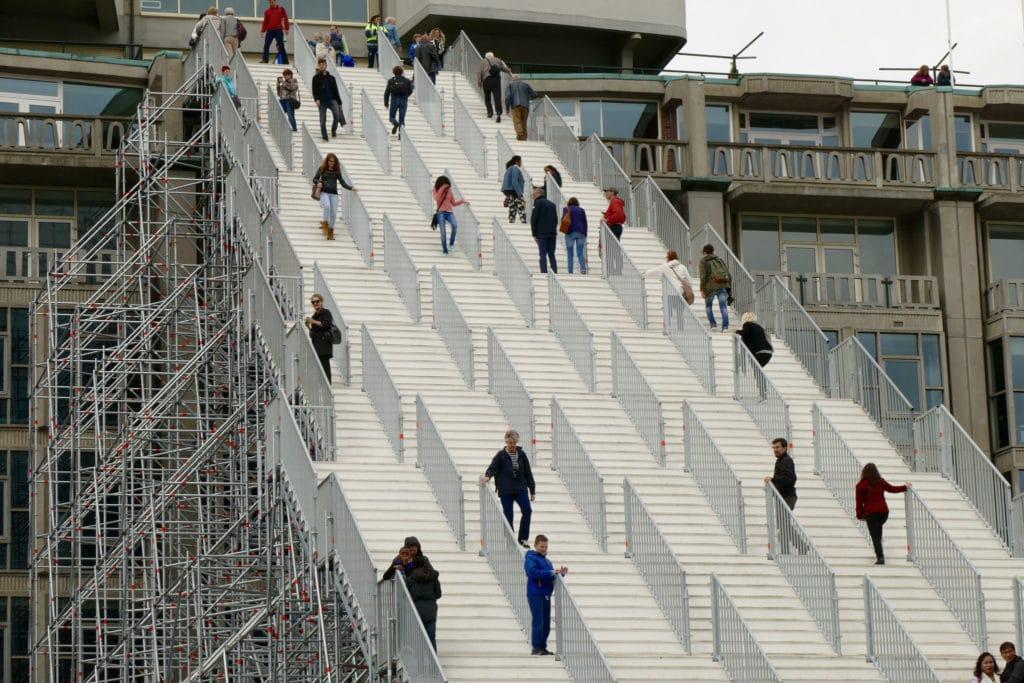 Stairs Rotterdam